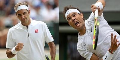 Un nuevo clásico Federer vs Nadal en semifinales