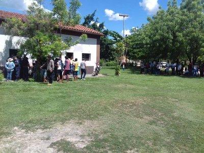 Fiscalía allana Municipio de Concepción y Fuerte Olimpo