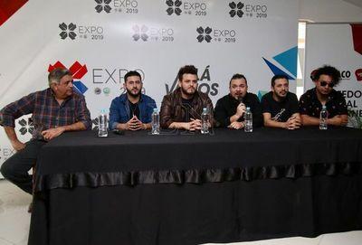 Tierra Adentro presentará nuevo disco este sábado en la Expo