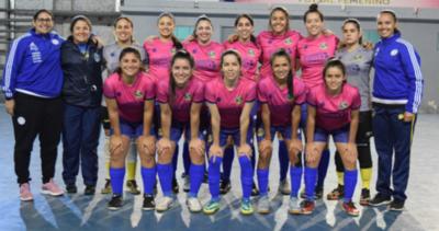 HOY / La punta en el Futsal femenino es de Colonial