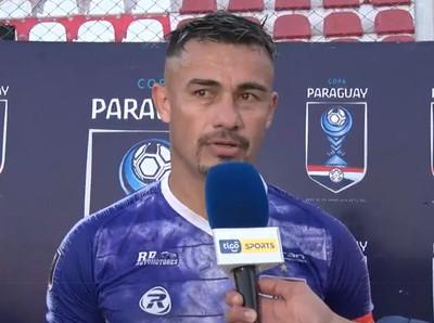 """Roberto Gamarra señala que fue una """"dolorosa derrota"""""""