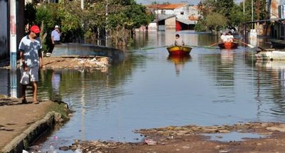 Inician campaña de comunicación para exigir una solución para los Bañados