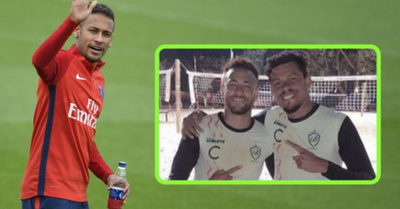 Multa de 375 mil  euros a Neymar