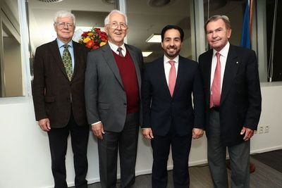 Embajada de Alemania inauguró nueva sede