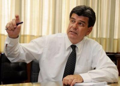 Efraín Alegre propone una unidad contra la corrupción