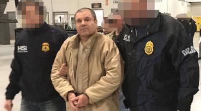 La Fiscalía de EEUU pide cadena perpetua más 30 años de cárcel para el Chapo