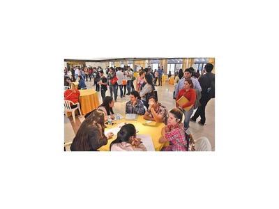 Empleos del sector rural despertaron interés en jóvenes
