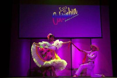 Danzas sudamericanas abren encuentro folclórico, en BCP