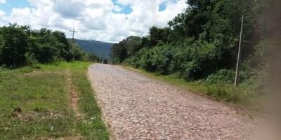 VIOLENTO ASALTO A REPARTIDORES EN CAMINO VECINAL DE ITAPÚA POTY.