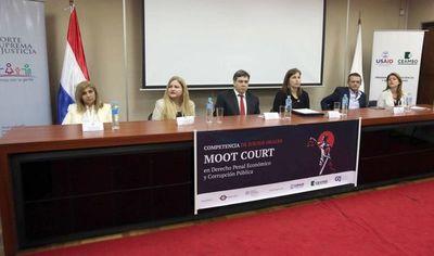 Competencia sobre derecho penal económico y anticorrupción