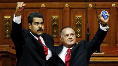 """Gobierno de Maduro dice que diálogo en Barbados fue un éxito y Cabello advirtió: """"Aquí no hay elecciones"""""""