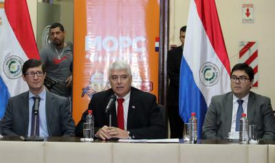 MOPC presenta proyecto de ampliación del número de rutas nacionales