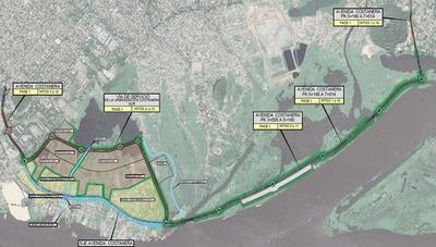Consorcio del Sur hará la construcción y el diseño de la Costanera Sur