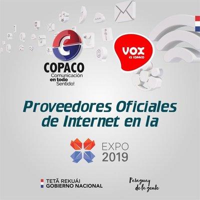 La conexión que necesitas en la #Expo2019