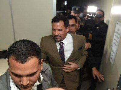 Fiscalía apeló decisión de jueza que liberó a Ulises Quintana