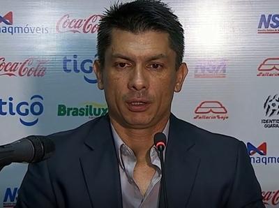 Gustavo Florentín dirigirá en el fútbol chileno