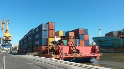 Puertos rescinde contrato con empresa que operaba depósito franco paraguayo en Montevideo