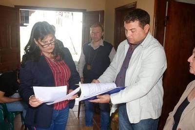 Fuerte Olimpo: Fiscal Anticorrupción allanó la Municipalidad ante denuncias de irregularidades