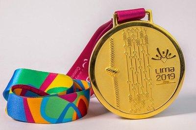 Las medallas del Panamericano 'Lima 2019'