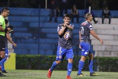 San Lorenzo golea a placer y avanza en la Copa Paraguay
