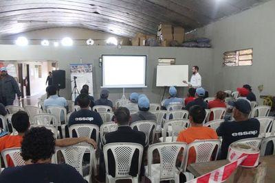 Essap informa que capacitan a sus empleados con el SNPP