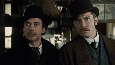 "HOY / Dexter Fletcher dirigirá ""Sherlock Holmes 3"" con Robert Downey Jr. y Jude Law"