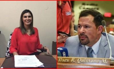 Fiscalía a la libertad otorgada a Ulises Quintana