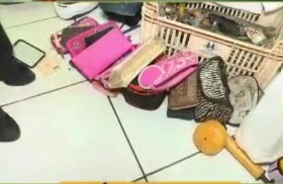 Recuperan una gran cantidad de artículos robados