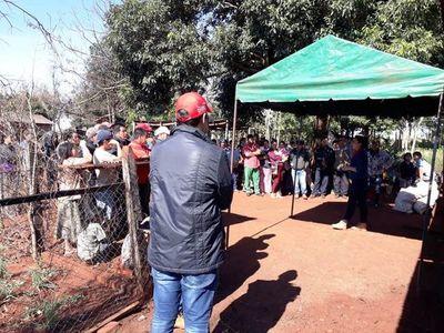 Caazapá: comunidad indígena de Tava'i celebró día de campo