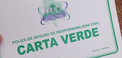 La gente se quejó y volvieron a cambiar requisitos para expedir Carta Verde