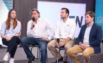 """HOY / Tabacaleras renuevan apoyo a emprendedores con """"Gente que aporta"""""""