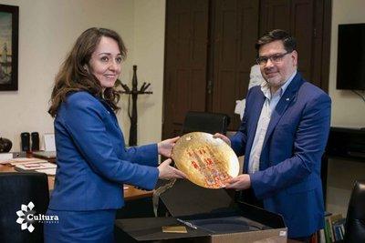 Paraguay y Turquía impulsarán un intercambio cultural