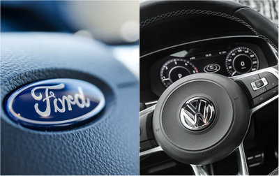 Volkswagen y Ford refuerzan lazos: desarrollarán juntos autos eléctricos y autónomos