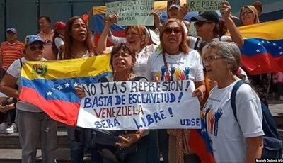 Abrams asiste a conferencia de prensa en OEA sobre severa crisis que encara Venezuela