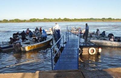 Se conformaron equipos para pesca embarcada