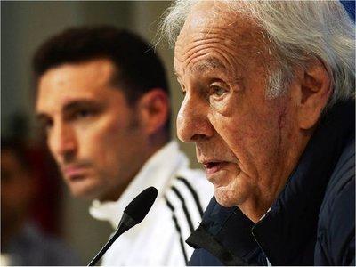 Menotti recomienda a AFA que Scaloni siga como seleccionador, según prensa