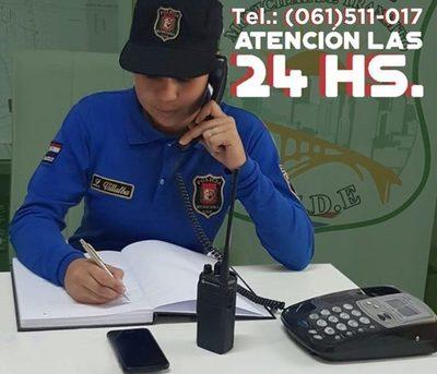 60 denuncias telefónicas en cuatro días por infracciones a normas de tránsito