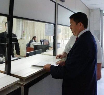 Fiscal Víctor Maldonado acciona en contra de escrachadores