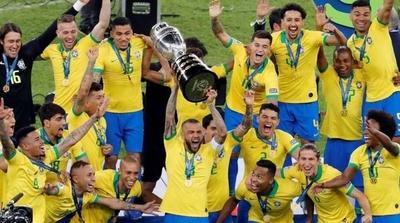 HOY / Los números finales de la Copa América reafirman el dominio de Brasil