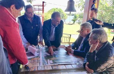 Oficializan proceso licitatorio para II puente sobre el río Paraguay