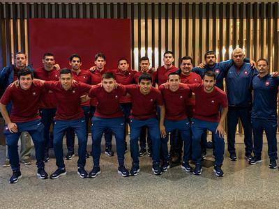 Cerro Porteño viajó a Argentina
