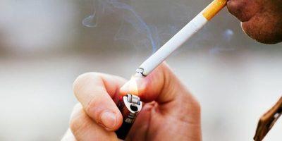 Consumo de Tabaco es causante de nueve muertes por día, según Salud Pública