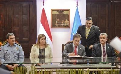 HOY / Paraguay adopta modelo europeo en lucha contra lavado y crimen organizado