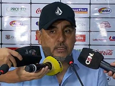 Pedro Sarabia reconoce superioridad de Cerro Porteño