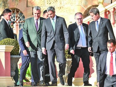 Marito evita dar protagonismo y fuerza política a su jefe de Gabinete