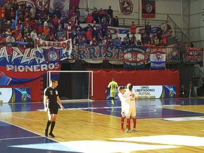 Cerro tumba al bicampeón en el debut de la Libertadores 2019