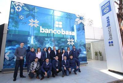 Expo 2019: Banco Basa entre los mejores