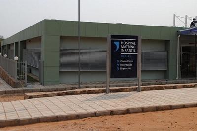 Hospital Materno Infantil de Capiatá brindará atención nocturna