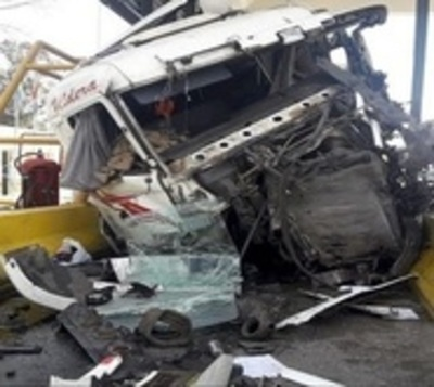 Argentina: Camionero paraguayo involucrado en grave accidente