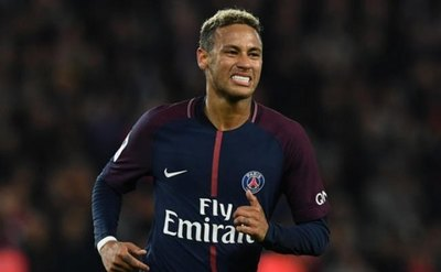 Neymar provoca al PSG y a sus seguidores